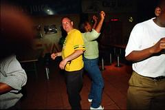 Eyethu Sports Tavern Township Dance Club Motherwell Township Port Elizabeth South Africa Fun Time with Ndileka Jan 13 1999 165 MGS (photographer695) Tags: motherwell township pe south africa jan 1999 eyethu sports tavern dance club port elizabeth fun time with ndileka 13