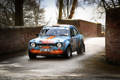 Ford Escort MK1 Rally Car (Scott Cartwright Photography) Tags: canon rally racingcar fordescort rallycar fordescortmk1 abgo scottcartwright shrewsburyphotographer shropshirephotographer shrewburyfreelancephotographer scottcartwrightphotography