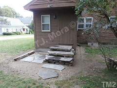 WM T.J. Mora 2, Steps, Flat work, dry laid stone construction, copyright 2014