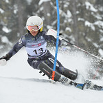 Kei KOYAMA of Japan takes 2nd Place in the U14 Boys Slalom Race held on Whistler Mountain on April 5th, 2014. Photo by Scott Brammer - coastphoto.com