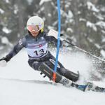 Kei KOYAMA of Japan takes 2nd Place in the U14 Boys Slalom Race held on Whistler Mountain on April 5th, 2014. Photo by Scott Brammer - coastphoto.com