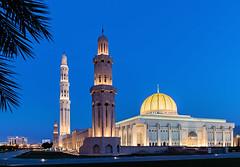 Sultan Qaboos Grand Mosque, Musqat, Oman (Frans.Sellies) Tags: mosque oman     mascat  musqat  umman    img1534armin
