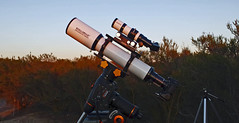 My Baby (StarDude Astronomy) Tags: california camping sky canon landscape photography star scope space astro telescope astrophotography laser astronomy ccd gazing celestron stargazing amatuer astronomer refractor stellarvue 60d qhyccd sv50 sv105t