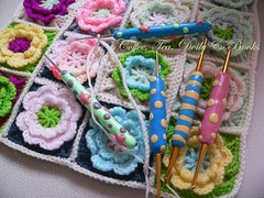 Crochet needles