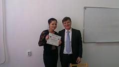 "Uručivanje sertifikata studentima master i doktorskih studija u Kazahstanu <a style=""margin-left:10px; font-size:0.8em;"" href=""https://www.flickr.com/photos/89847229@N08/13904268772/"" target=""_blank"">@flickr</a>"