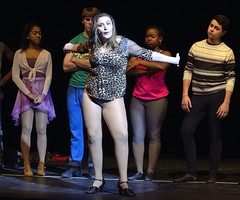 Poly Prep - A Chorus Line - Dress Rehearsal (Steven Pisano) Tags: newyork brooklyn singing dancing theatre broadway highschool musical achorusline