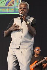 New Orleans Gospel Performers @ Jazzfest (2014) 02 - Wimberly Family Gospel Singers (KM's Live Music shots) Tags: unitedstates neworleans gospel gospeltent neworleansjazzheritagefestival wimberlyfamily fairgroundsracecourseneworleans