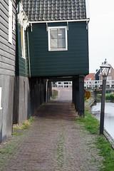 huis in Marken