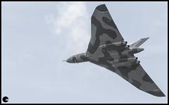 Wales National Airshow 2015 (NathanBrowning) Tags: beach swansea wales display aircraft airshow vulcan goodbye aeroplanes avro beautifulbird xh558 walesnationalairshow