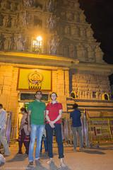Chamundi Temple - Mysore (LS-Pictures) Tags: temple mysore chamundi