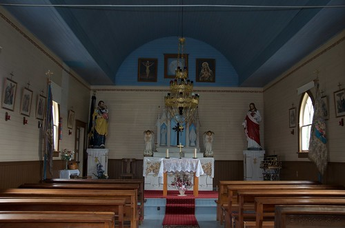 """The trip to the oldest Polish Parish in Alberta - Kraków, Alberta • <a style=""""font-size:0.8em;"""" href=""""http://www.flickr.com/photos/126655942@N03/19454389195/"""" target=""""_blank"""">View on Flickr</a>"""