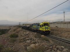 FERRONOR 4602 (Juan'Tren_AES) Tags: chile tren coquimbo diesel railway cap serena ge locomotora acero carga emd vallenar ferronor u9c gt46