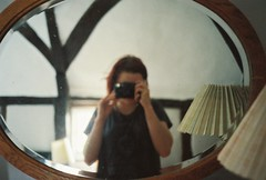 The Returned (Film by Emily) Tags: selfportrait mirror canonsureshot colour indoors 2016