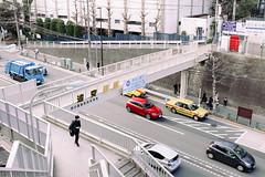 Nishi Nipori (tokidokiyuki) Tags: japon japan tokyo nishinippori nishi nippori bridge street city urban x100t fujifilm fuji 東京 西日暮里 日本 vsco