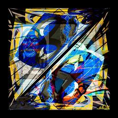 Ode to Dalí (GAPHIKER) Tags: salvador dali salvadordali stpete stpetersburg florida museum art concrete surreal bicycle indian wristband hss happyslidersunday dalí