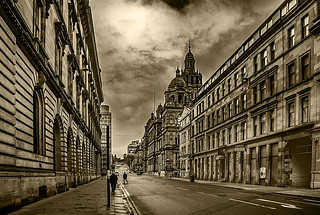 South Frederick Street Glasgow Mono