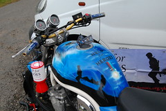 Help for Heroes Suzuki Bandit 600c #3 (Jamesedwardskk) Tags: for help motorcycle british heroes suzuki bandit peterborough bmf federation 600c