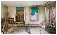 the house on the prairie. (anatonic) Tags: house abandoned nikon decay urbex crumple d600 14mm richwhiddon anatonic