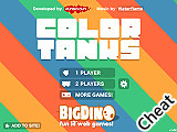 彩色坦克:修改版(Color Tanks Cheat)