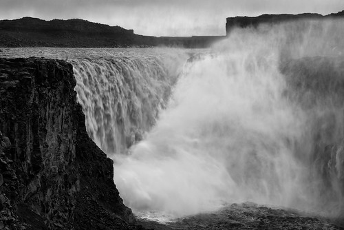 The Veil of Dettifoss
