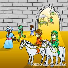 ทักทายกับ 2 อัศวิน (Tuskty & 2 Knights) p.2