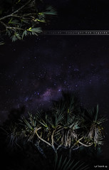 Milky way - Runion island. (Seb97470) Tags: nocturne 14mm samyang 5d3
