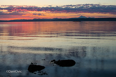 Sunrise in the SanJuans (DaniCivic) Tags: sunrise bay pacific northwest sunsets sunrises sanjuanislands griffin