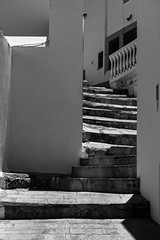 Streets of Lindos-3 (Daniel Kulinski) Tags: street door old trip windows shadow sea summer vacation urban beach window water wall architecture stairs photography town alley colorful europe paint doors image daniel creative picture hellas samsung poland structure aisle greece warsaw colored walls shape 1977 rodos rhodes lindos photograhy rhodos poorly nx bystreet egeo attended kulinski nx20 samsungnx samsungimaging danielkulinski samsungnx20