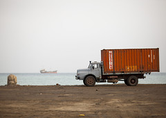 Truck On The Seaside, Massawa, Eritrea (Eric Lafforgue) Tags: africa horizontal truck outdoors redsea nobody nopeople copyspace massawa eritrea hornofafrica eritreo erytrea eritreia colourimage إريتريا massaoua ertra 厄利垂亞 厄利垂亚 エリトリア eritre eritreja eritréia эритрея érythrée africaorientaleitaliana ερυθραία 厄立特里亞 厄立特里亚 에리트레아 eritreë eritrėja еритреја eritreya еритрея erythraía erytreja эрытрэя اريتره אריתריה เอริเทรีย ert7041