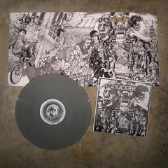 KickerFloorPlansm (Mike Sutfin) Tags: records punk vinyl hardcore kicker mikesutfin tankcrimes sutfin