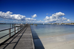 Rottnest - Thompson Bay Jetty