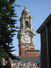 The Lansdowne College Tower