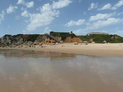 Cala Encendida SAM0061 (fjguerragi) Tags: blanco mar pueblo playa arena cadiz cala acantilado ola roche oceano calavera atlantico