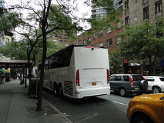 DSC04170 (GojiMet86) Tags: skyliner travel and tours corp corporation nyc new york city bus buses j4500 1198 60th street 3rd avenue