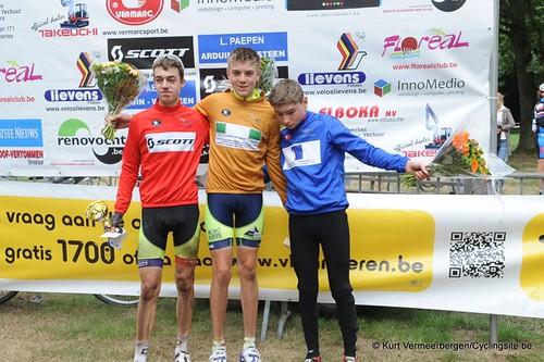 Nieuwelingen & juniors Kessel (642)