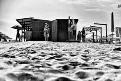 Beach Life (Andrea Scire') Tags: life street sun beach strange italia mare pov andrea playa spiaggia catania vacanze doccia gentepeople scirè andreascire andreascirè ©phandreascire