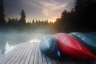 Bowfort Canoes