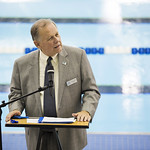 """<b>Aquatic Center Dedication of Service_100413_0034</b><br/> Photo by Zachary S. Stottler Luther College '15  <a href=""""http://farm4.static.flickr.com/3778/10095621515_e364f5822b_o.jpg"""" title=""""High res"""">∝</a>"""