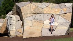 Wurrungwuri (Val in Sydney) Tags: sculpture garden botanical sydney australia australie wurrungwuri httpwwwwurrungwuricom