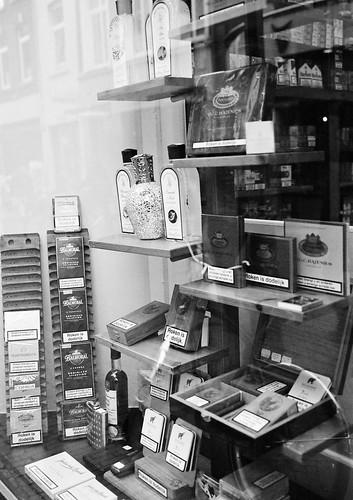 Tobacconist's Shop
