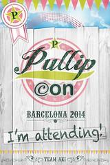 Yo voy!! ^^ (* DeSSiTa *) Tags: barcelona españa march spain im yo event convention evento pullip marzo voy 2014 convencion attending pullipcon