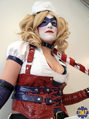 PA209352 (IDAPhotography at Thee-Gartisan Works) Tags: anime manchester cosplay nh harley convention quinn another asylum aac arkham quinzel