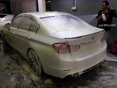 pic80 foam bath