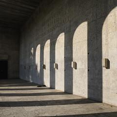 Pillars of Hope (Linus Wärn) Tags: germany bayern bavaria memorial wwi wwii nuremberg ww2 ww1 warmemorial nürnberg hallofhonour leicadlux5