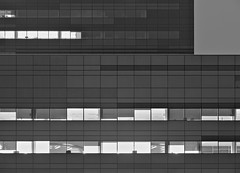 straight building (Frank van de Velde) Tags: bw building netherlands amsterdam architecture office backwhite lumixgvario1445f3556 panasonicgf1