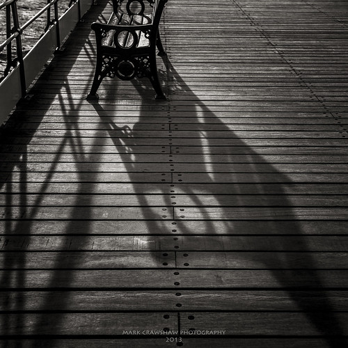Bench Shadows