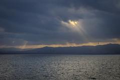Agujeros (SantiMB.Photos) Tags: barcelona light sea espaa luz geotagged mar mediterranean cielo nubes tamron 18200 esp mediterrneo nwn diagonalmar cataluna 2tumblr vacaciones2012 geo:lat=4132835758 geo:lon=234489441 2blogger