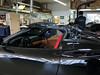 Ferrari 360 Spider Verdeck Montage