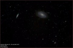 Galaxies Messier 81 M82 and NGC 3077 (The Dark Side Observatory) Tags: canon timelapse ngc january cigar galaxy astrophotography astronomy paintshoppro nightsky messier ursamajor constellation cosmology corel 2014 400mm m82 m81 bodes ngc3077 spiralgalaxy Astrometrydotnet:status=solved ioptron tomwildoner zeq25gt Astrometrydotnet:id=nova207978