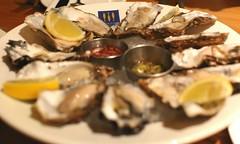 Loch Fyne Oysters (Nadir Omara) Tags: food restaurant suffolk seafood oysters ipswich lochfyne sigma50mm14 canon5dmkiii